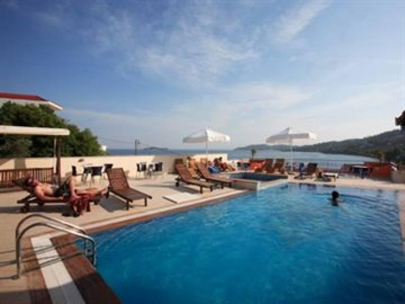 Hotel Aria - Skiathos stad - Skiathos